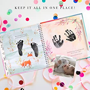 grandmothers journal for grandchild new grammy gifts 100 day celebration baby gift new grandpa gifts