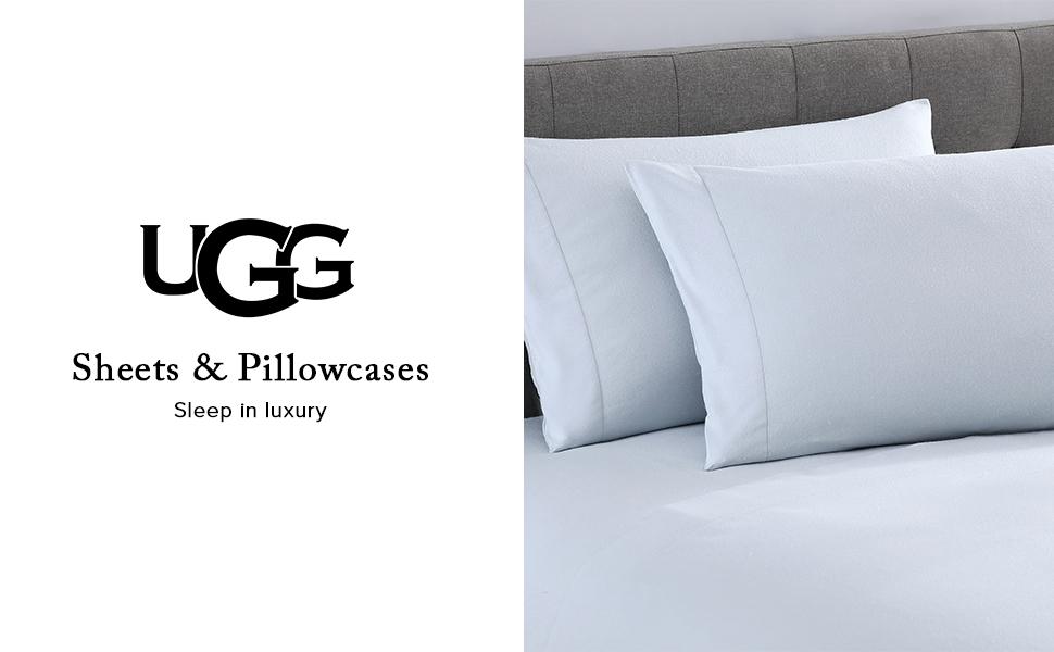 ugg, ugg sheets, sheets, sheet sets, pillowcases, pillowcase sets, bed sheets, bed sheet sets