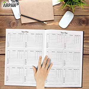 Aug'20 - Aug' 2021. Pocket Diary 2021 with Monthly Summary Pages & Space for Notes & to Do Lists.
