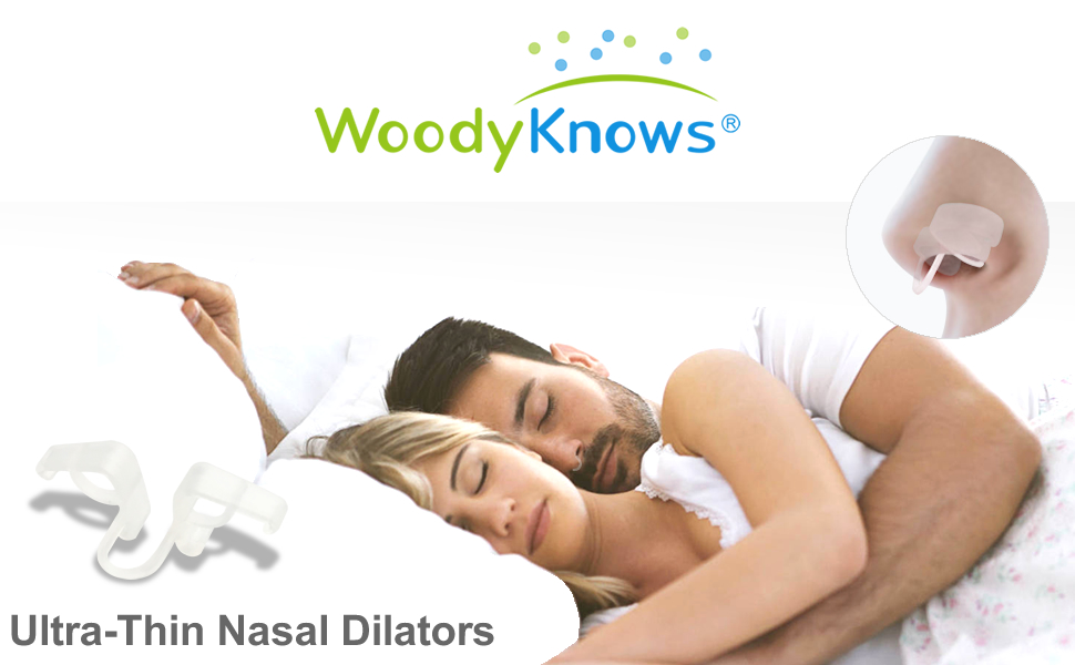woodyknows ultra thin nasal dilators