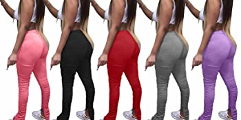 stacked leggings