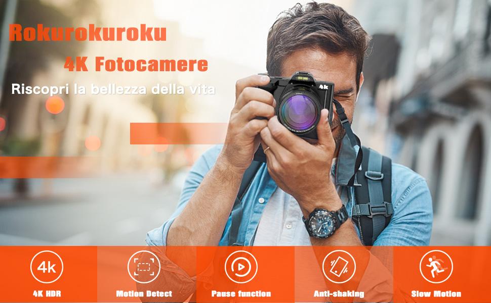 videocamera digitale