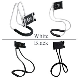 ANZHEE Flexible Gooseneck Lazy Cell Phone Holder Stand, the length is upgraded from 60cm to 70cm