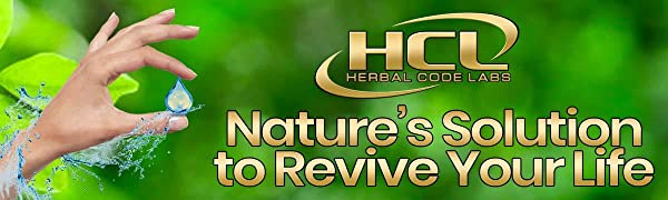 hcl herbal code labs hyaluronic acid supplement hydration pills turmeric collagen peptides capsules