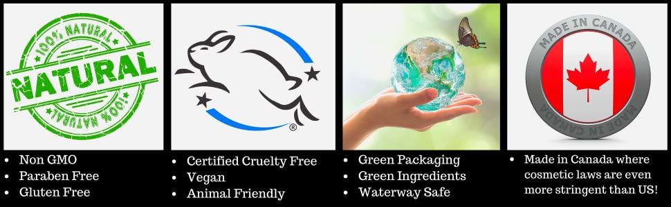 mineral mascara hypoallergenic vegan cruelty free natural sensitive eyes skin2spirit fifth & skin