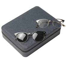 box with glasses