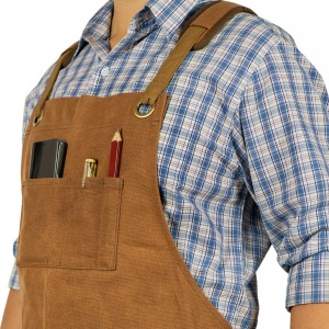 large chest pocket