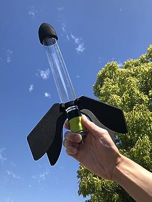 Air and Water Rocket