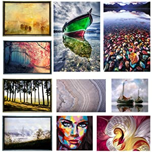 lux premium elegant glass wall art artwork framed ready to hang exclusive expensive wall art photo