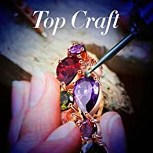 Top Craft crystal bracelet for women valentine gift