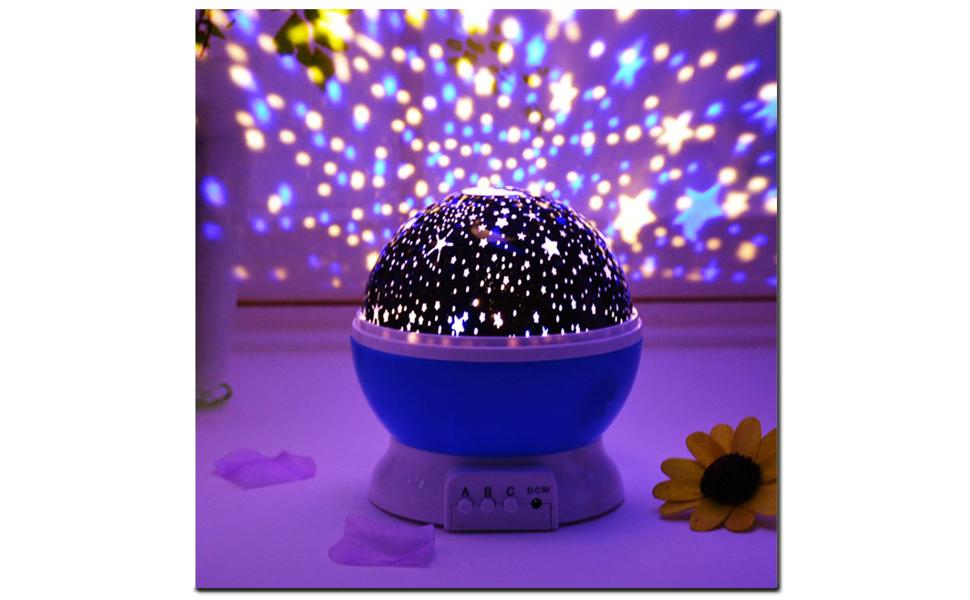star projector lamp star lamp