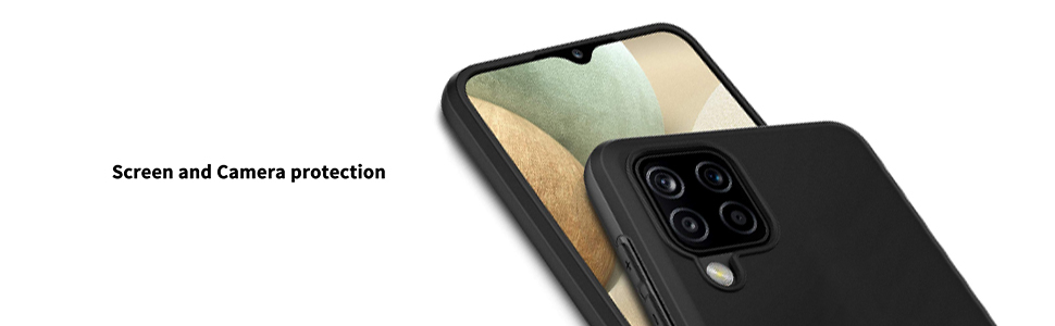 SCREEN AND CAMERA PROTECTION