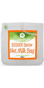 Ellies Best Nut Milk Bags