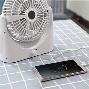 personal rechargable fan