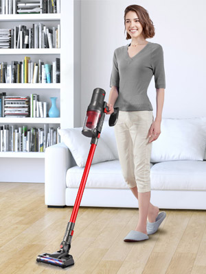 Vacuum Cleaner Powerful 10KPa Cordless Stick Vacuums
