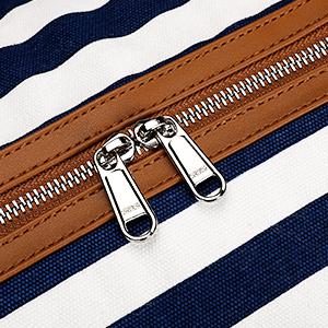 Strong Double Zipper