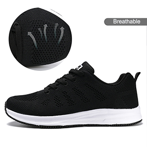 womens sneakers,ladies athletic shoes,running shoes women,breathable walking sneakers,casual shoes