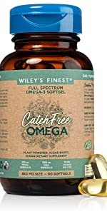 wileys finest vegan epa dha with vitamin d3