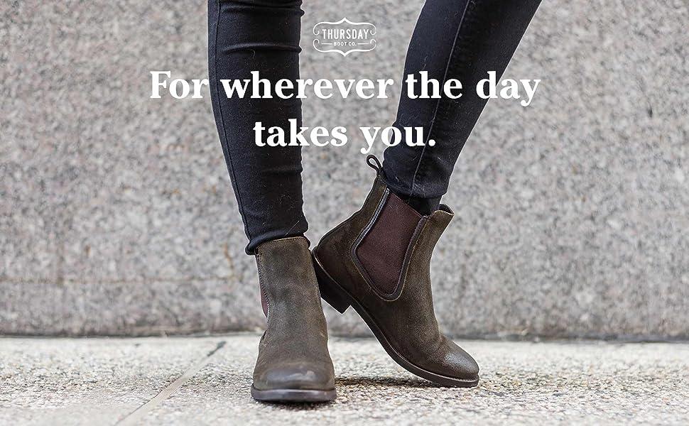 Thursday Boot Company Duchess