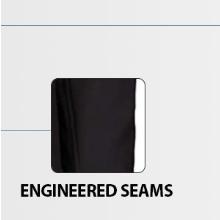 Engineered seams