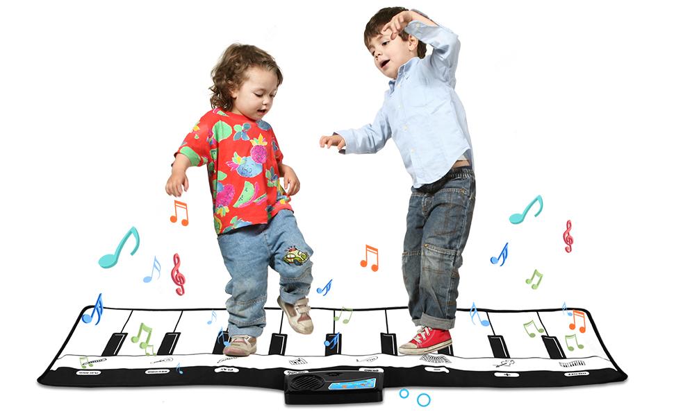 Piano Musical Mat