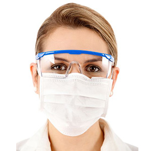 ppe, face shield, mask