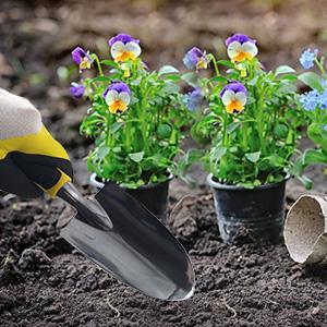 5 TLG Garten Werkzeug Set