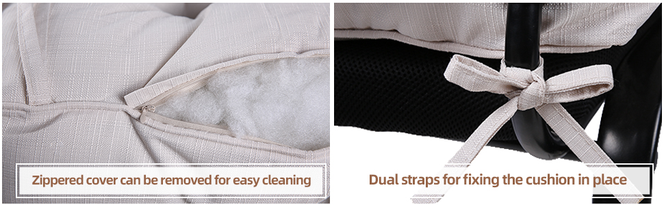 detachable zipper design