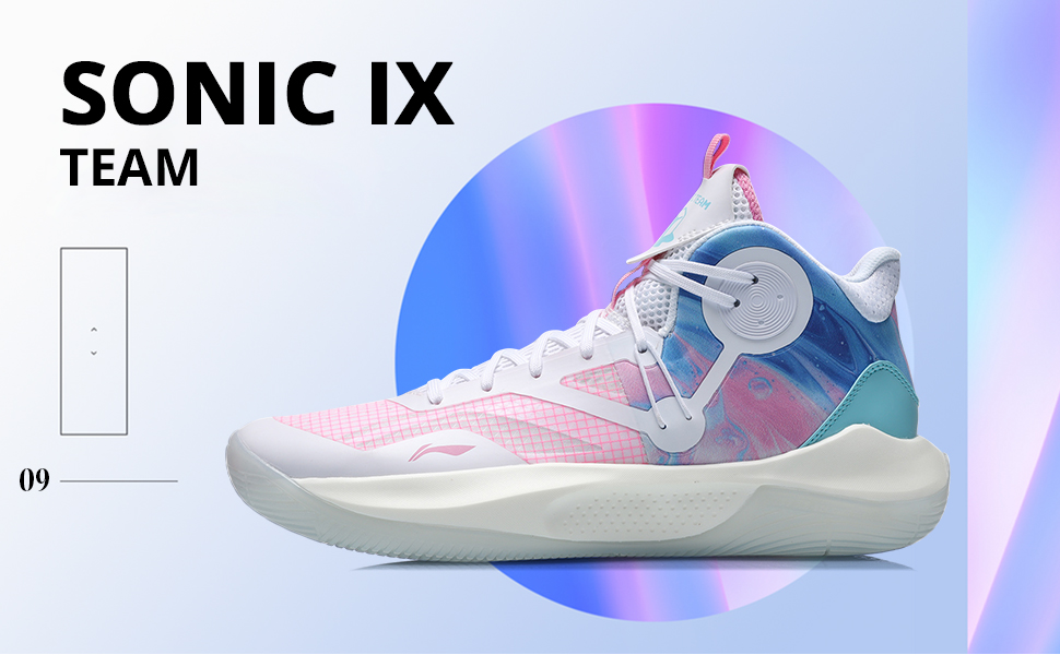 basketball shoes for men Sonic Shoes