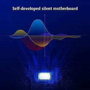 Self-developed Silent Motherboard