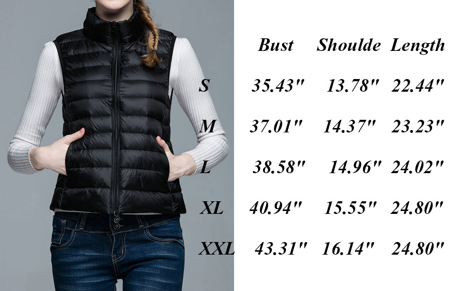 Yeokou Womens Slim Short Packable Hoodie Winter Coats Casual Quilted Puffy Jackets