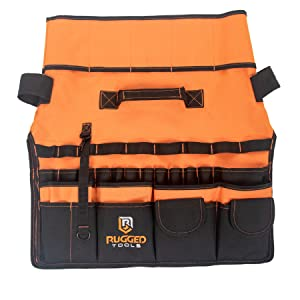 Rugged Tools Malone Tool Bag for 5 gal buckets