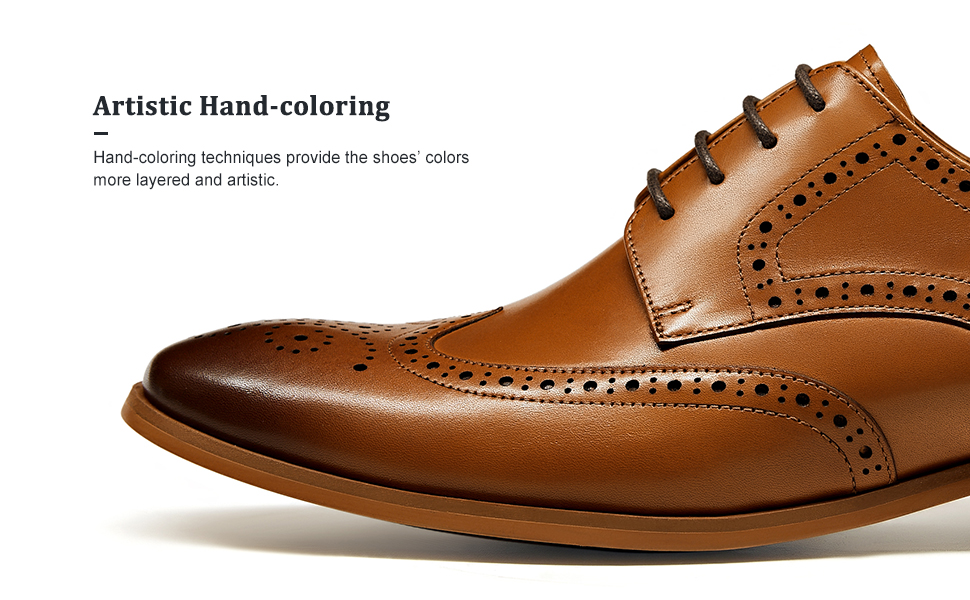 hand work for coloring for men shoe