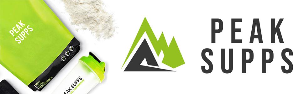 Peak Supps Logo