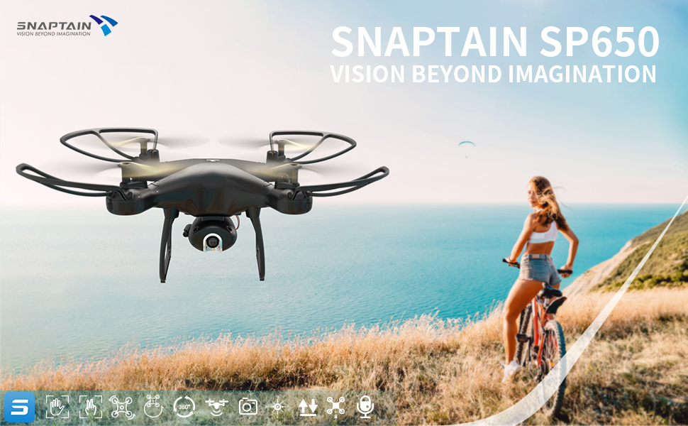SP650 drone