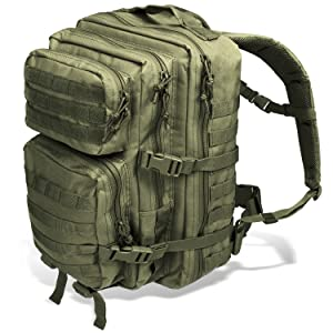 Assault Pack II Oliv