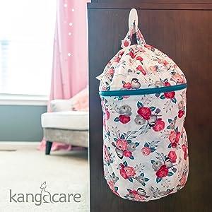 Kanga Care Wet Bag Dimensions