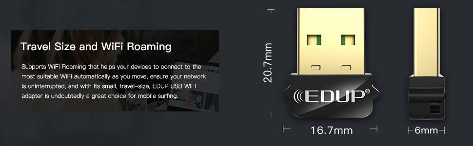 mini wifi adapter