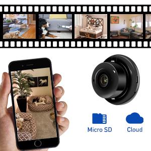 Veroyi mini WiFi camera