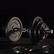 PROIRON Mancuernas ajustables 20kg conjunto con pesas barra y ...