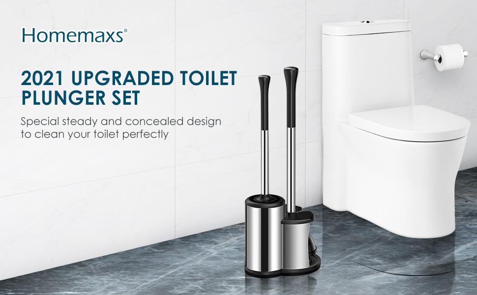 Toilet Plunger Set