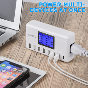 usb charger station