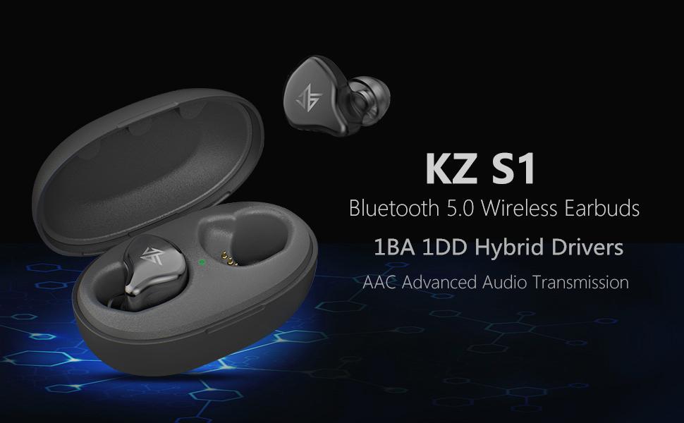 kz s1 bluetooth,kz bluetooth earphones,kz bluetooth 5.0,kz bluetooth headphones,kz true wireless