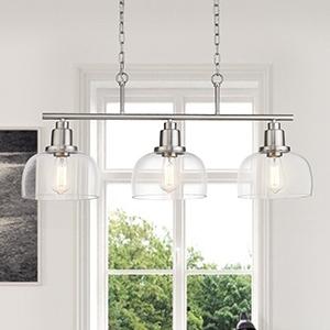 Kitchen Island Pendant Lighting for Living Room