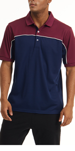 Men's Hiking Polo T-Shirt
