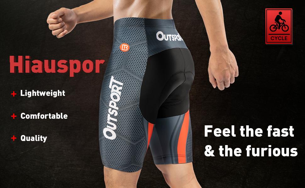 bike shorts men