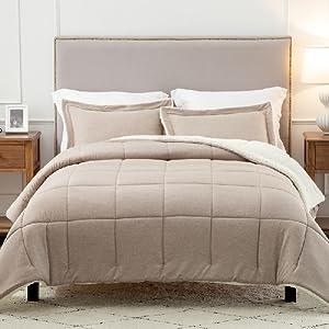 full display of comforter set