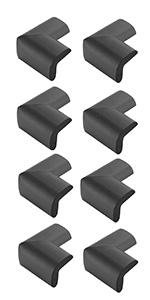 Edge amp; Corner Guards, 8 Pack, Soft Bumper