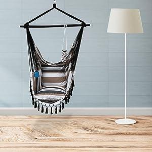 Hammock chair hanging chair swing chair air chair