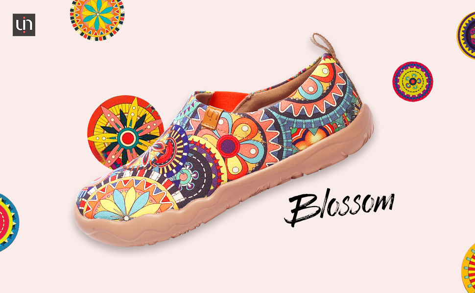 uin blossom collections